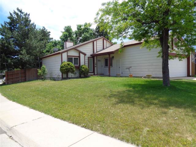 9300 W 98th Court, Westminster, CO 80021 (#8704615) :: The HomeSmiths Team - Keller Williams