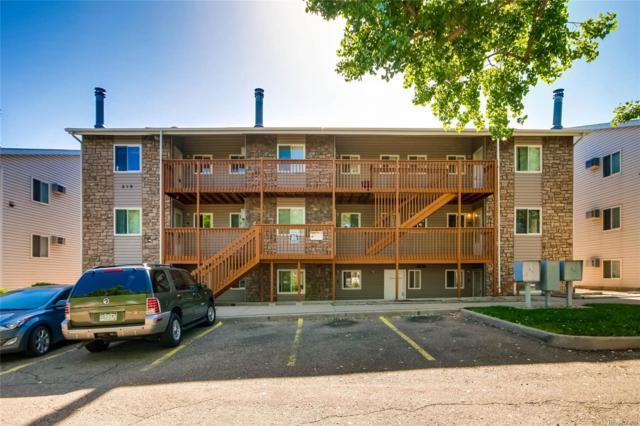 210 S Ingalls Street #6, Lakewood, CO 80226 (#8704770) :: The DeGrood Team