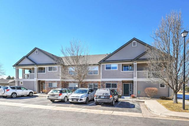 4385 S Balsam Street 15-103, Littleton, CO 80123 (#8705572) :: Colorado Home Finder Realty
