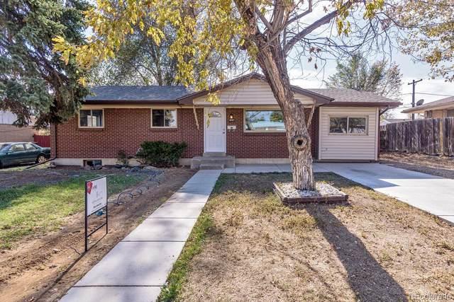 8167 Vanguard Drive, Denver, CO 80221 (MLS #8706475) :: 8z Real Estate