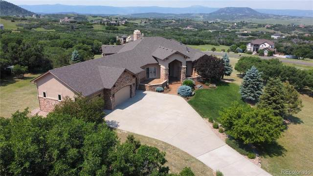 1712 Wildfire Circle, Castle Rock, CO 80104 (#8708638) :: The Gilbert Group