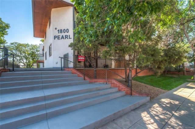 1934 18th Street #13, Boulder, CO 80302 (#8710881) :: The Heyl Group at Keller Williams