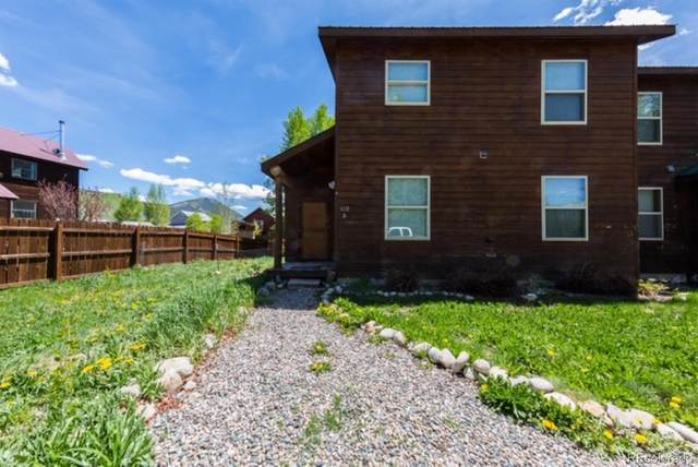 110 Floyd Avenue B, Crested Butte, CO 81224 (#8711672) :: Re/Max Structure
