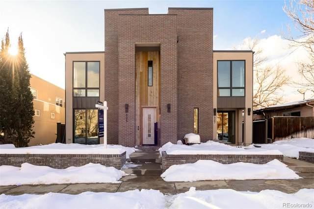 525 Columbine Street, Denver, CO 80206 (#8716357) :: Berkshire Hathaway Elevated Living Real Estate