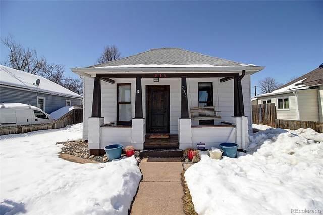 235 Garfield Avenue, Loveland, CO 80537 (#8717550) :: Compass Colorado Realty