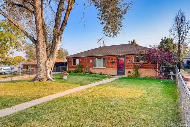 950 E 89th Avenue, Thornton, CO 80229 (#8719492) :: Peak Properties Group