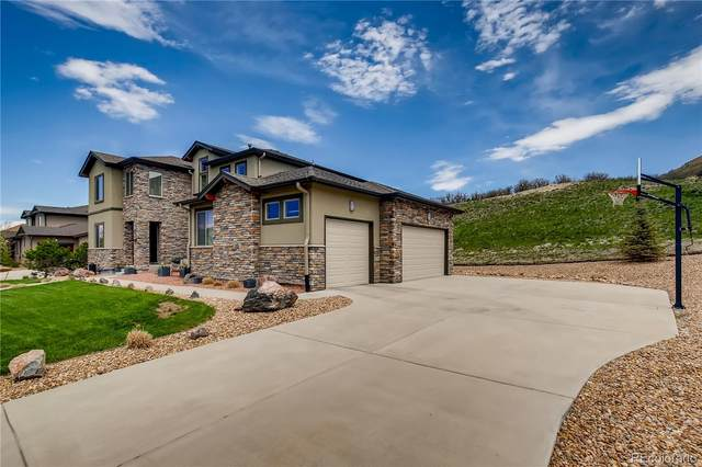 275 Castlemaine Court, Castle Rock, CO 80104 (#8722469) :: Wisdom Real Estate