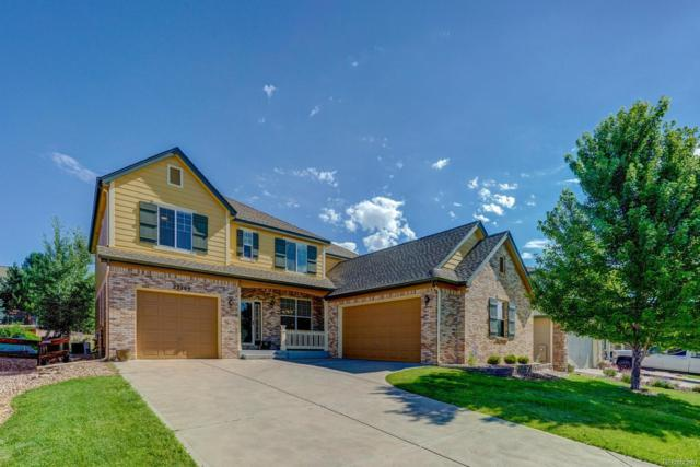 23269 Allendale Avenue, Parker, CO 80138 (#8727671) :: The HomeSmiths Team - Keller Williams