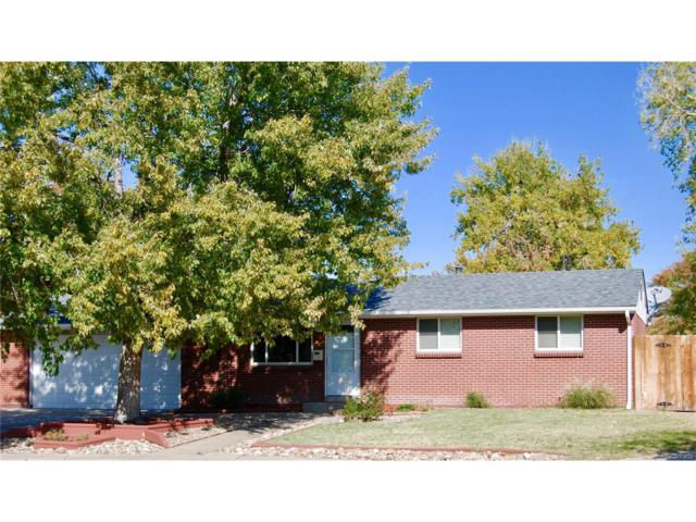 6807 W 53rd Place, Arvada, CO 80002 (#8727876) :: The Dixon Group