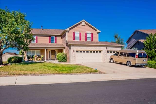 21157 Saddleback Circle, Parker, CO 80138 (MLS #8728558) :: 8z Real Estate