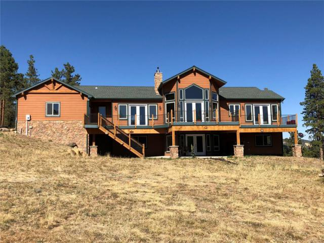 172 Wolf Song Lane, Idaho Springs, CO 80452 (#8728826) :: Structure CO Group