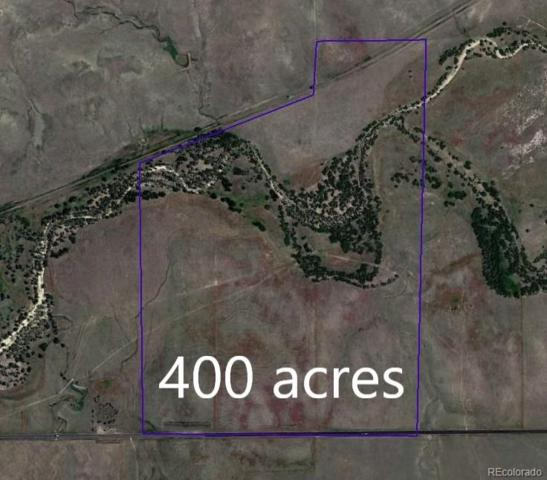 400 Acres Elbert County, Matheson, CO 80830 (#8729280) :: The Heyl Group at Keller Williams
