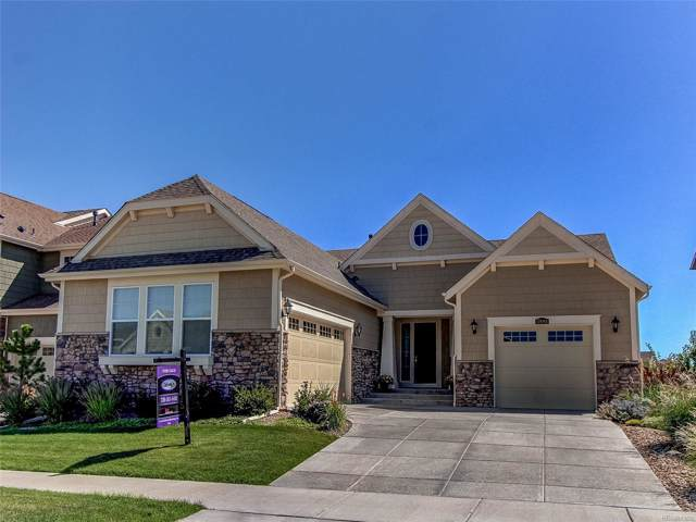 17694 W 84th Drive, Arvada, CO 80007 (#8729454) :: The DeGrood Team