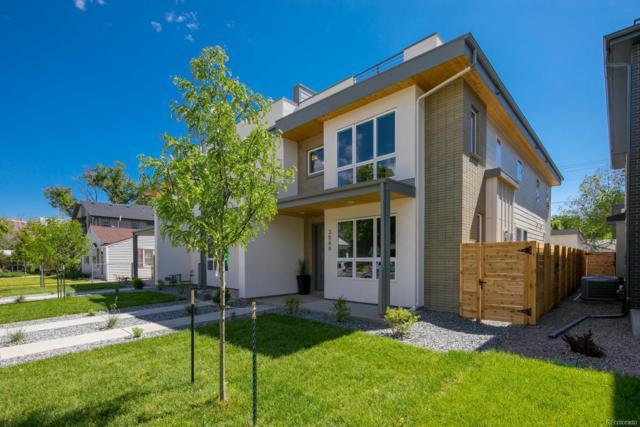 3566 S Ogden Street, Englewood, CO 80113 (#8733047) :: HomeSmart Realty Group