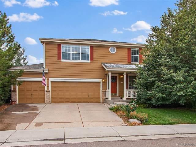 5365 Rhyolite Way, Parker, CO 80134 (MLS #8734522) :: 8z Real Estate