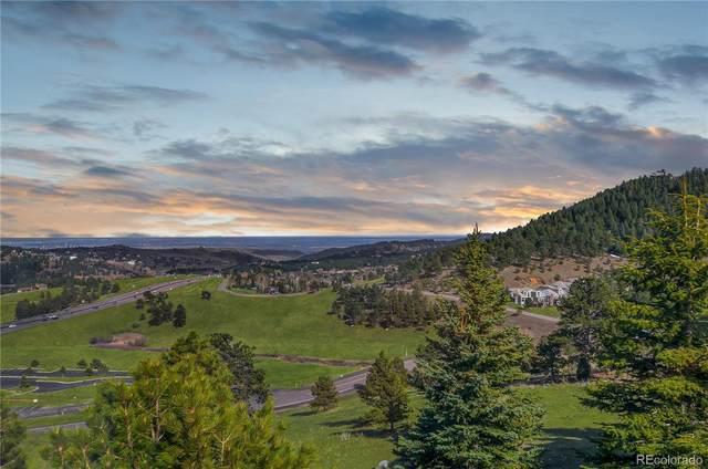 552 Ridgeside Drive, Golden, CO 80401 (MLS #8738318) :: Stephanie Kolesar