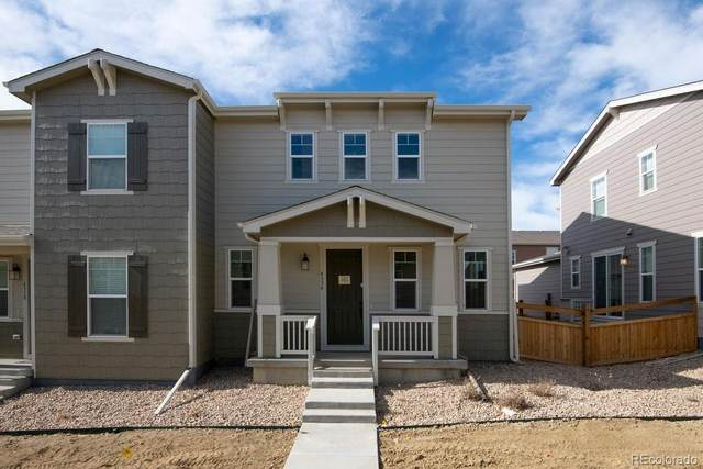 4334 S Nepal Court, Aurora, CO 80015 (MLS #8741758) :: 8z Real Estate