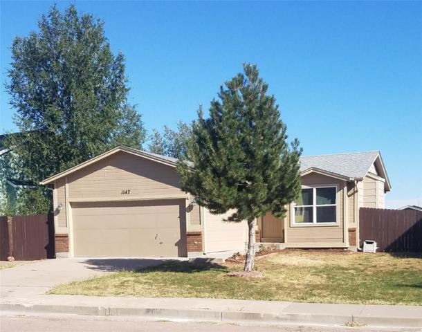 1147 Ancestra Drive, Fountain, CO 80817 (MLS #8743802) :: Kittle Real Estate