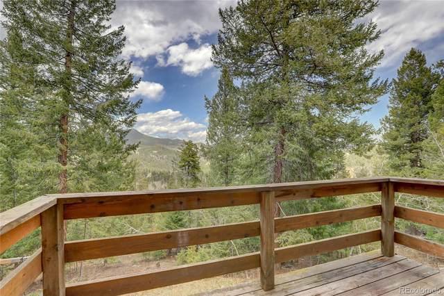 9880 City View Drive, Morrison, CO 80465 (MLS #8744594) :: 8z Real Estate