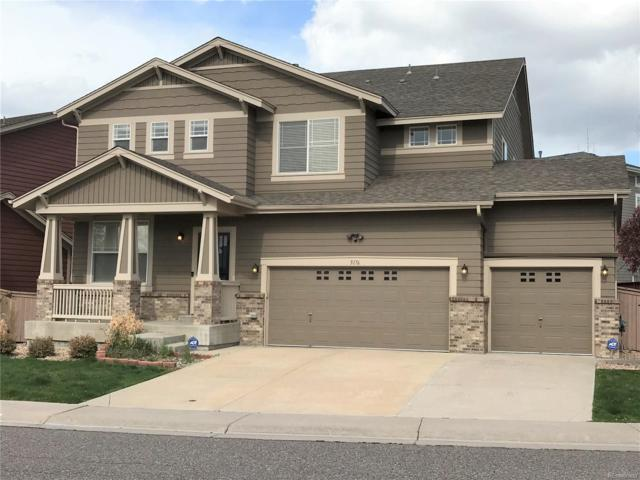 5176 Fox Meadow Drive, Highlands Ranch, CO 80130 (#8744840) :: The HomeSmiths Team - Keller Williams