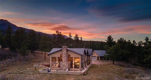 85 Highlands Road, Westcliffe, CO 81252 (#8746186) :: The DeGrood Team