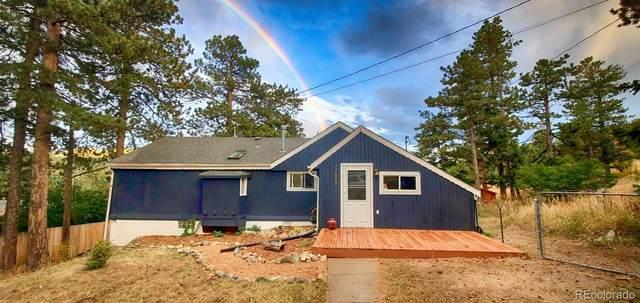11689 Ranch Elsie Road, Golden, CO 80403 (#8747627) :: Venterra Real Estate LLC