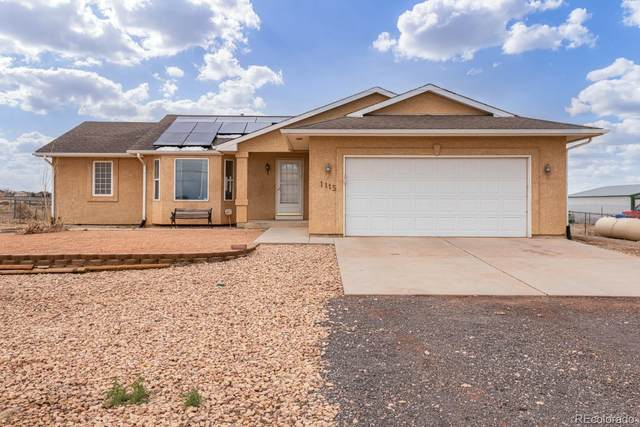 1115 W Mescalero Drive, Pueblo West, CO 81007 (#8748116) :: The Harling Team @ HomeSmart
