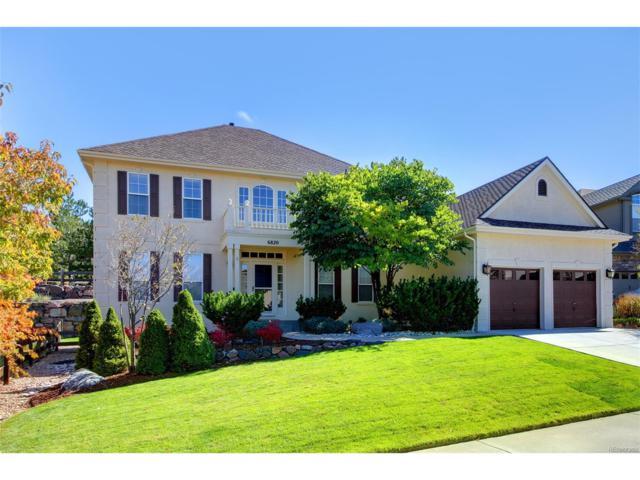 6820 Brendon Place, Castle Pines, CO 80108 (#8749016) :: Hometrackr Denver