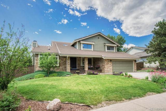 503 Sage Circle, Highlands Ranch, CO 80126 (#8749131) :: The DeGrood Team