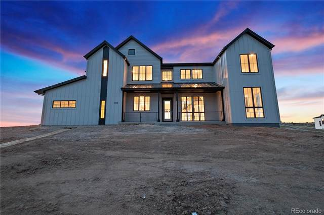 8408 Merryvale Trail, Parker, CO 80138 (#8753923) :: Bring Home Denver with Keller Williams Downtown Realty LLC