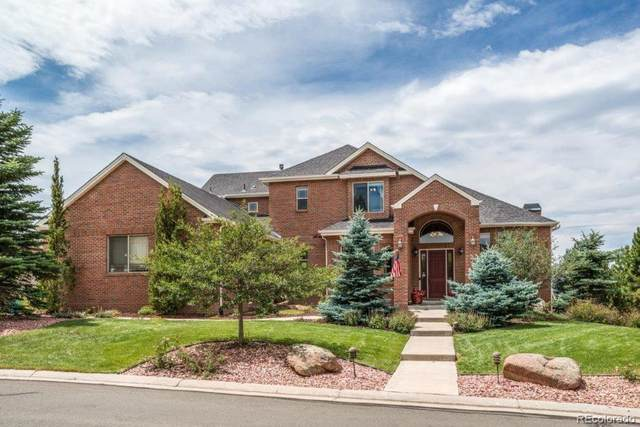 3987 Lions Paw Street, Castle Rock, CO 80104 (#8756683) :: James Crocker Team
