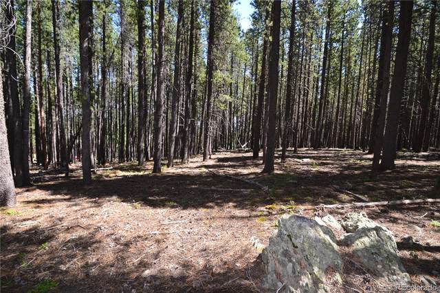 0 Fawn Trail, Evergreen, CO 80439 (MLS #8757311) :: 8z Real Estate