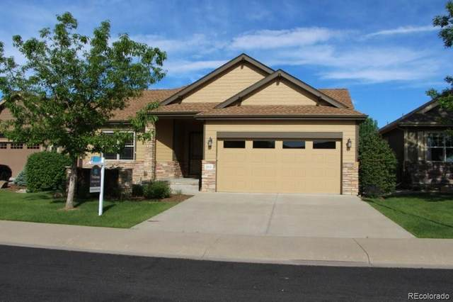 2915 Purgatory Creek Drive, Loveland, CO 80538 (#8757355) :: Kimberly Austin Properties