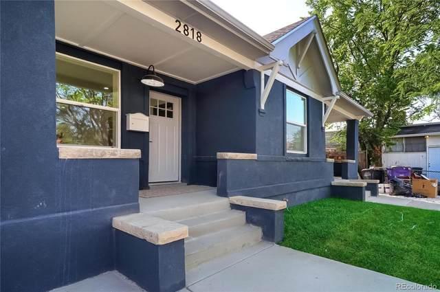 2818 Eliot Street #2818, Denver, CO 80211 (#8757732) :: Own-Sweethome Team