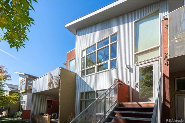 827 Blondel Street #204, Fort Collins, CO 80524 (#8766359) :: milehimodern
