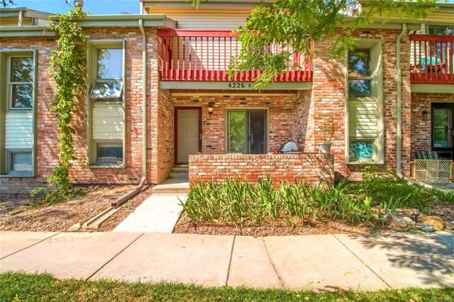 4226 S Granby Street B, Aurora, CO 80014 (MLS #8767685) :: Bliss Realty Group