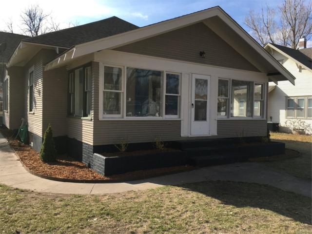 212 S Cedar Street, Yuma, CO 80759 (#8767958) :: Wisdom Real Estate