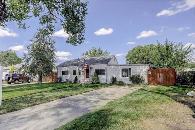 1220 Hillside Street, Aurora, CO 80010 (#8768829) :: The Heyl Group at Keller Williams