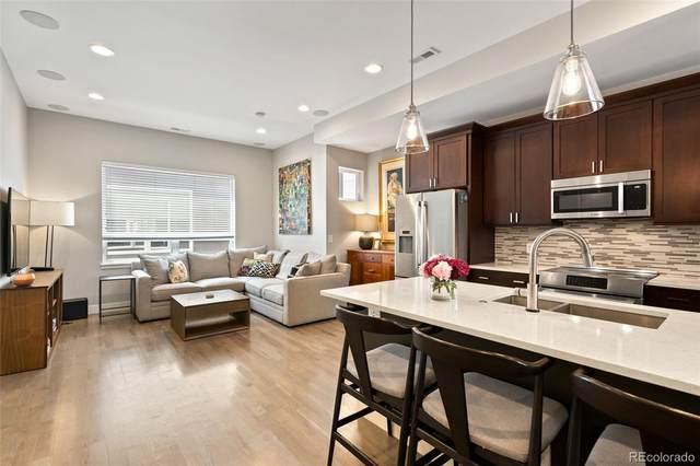 1642 King Street, Denver, CO 80204 (#8769736) :: HomeSmart