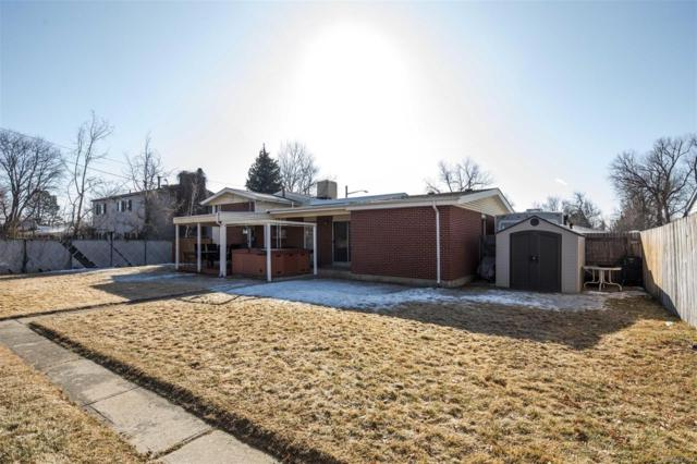 10945 Allendale Drive, Arvada, CO 80004 (#8770169) :: The City and Mountains Group