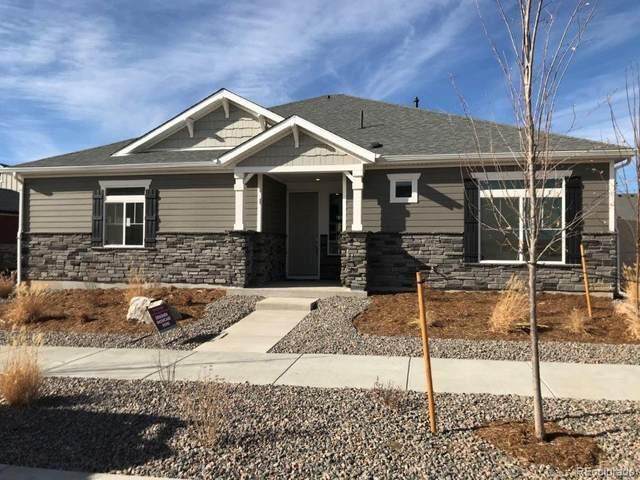 5021 N Quatar Street, Aurora, CO 80019 (#8770396) :: The HomeSmiths Team - Keller Williams