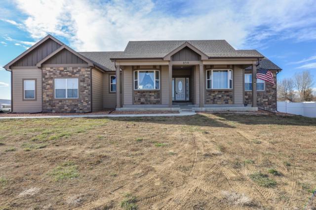 859 Schrage Way, Loveland, CO 80537 (MLS #8775745) :: 8z Real Estate