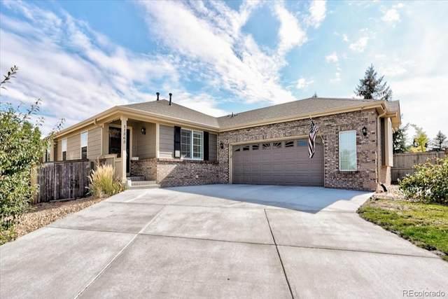 11868 High Desert Road, Parker, CO 80134 (MLS #8777348) :: Bliss Realty Group