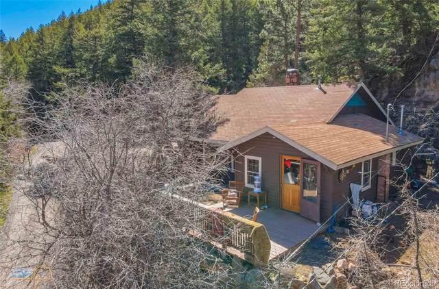 6235 Fourmile Canyon Drive, Boulder, CO 80302 (#8777400) :: The Margolis Team