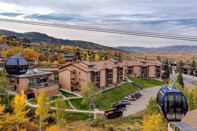 2350 Ski Trail Lane #133, Steamboat Springs, CO 80487 (#8778035) :: Venterra Real Estate LLC