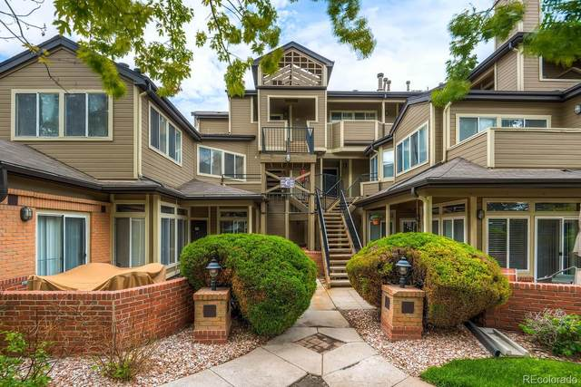 6001 S Yosemite Street A201, Greenwood Village, CO 80111 (#8779353) :: Mile High Luxury Real Estate