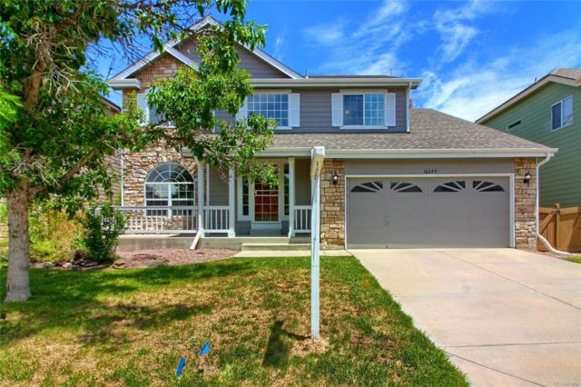 16345 E Hialeah Drive, Centennial, CO 80015 (MLS #8780263) :: 8z Real Estate