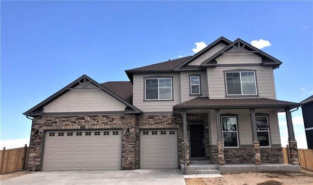 2143 Pinion Wing Circle, Castle Rock, CO 80108 (MLS #8786871) :: Keller Williams Realty
