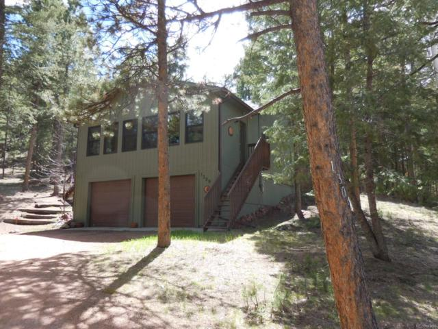 1309 W Browning Avenue, Woodland Park, CO 80863 (#8787369) :: Bring Home Denver with Keller Williams Downtown Realty LLC