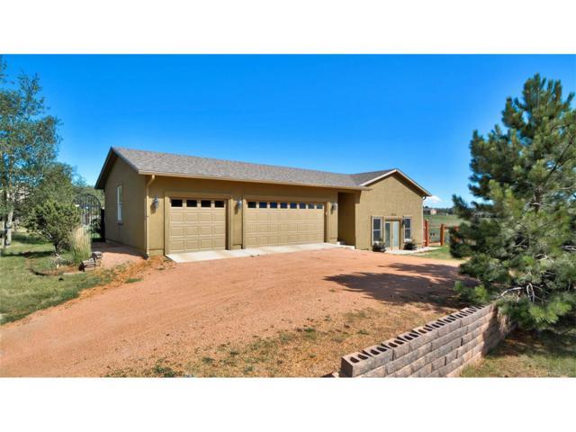7210 Pine Cone Road, Colorado Springs, CO 80908 (MLS #8788216) :: 8z Real Estate